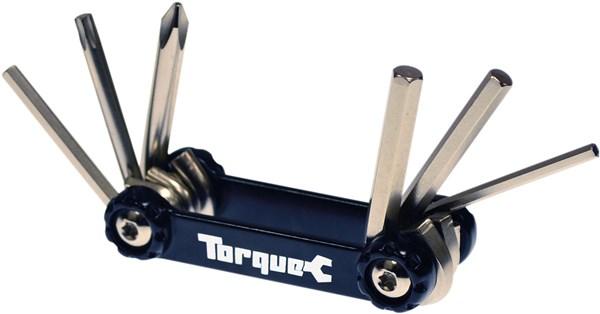 Torque Compact 6 Aluminium Folding Cycle Multi Tool