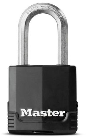 Master Lock Excell Laminated Padlock With Weather Proof Cover | Hængelåse