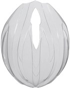 Lazer Helium Smooth Aero Cycling Helmet Shell