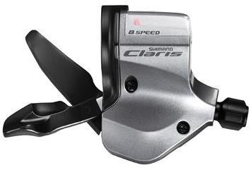 2-Way Release Shimano Claris Flat Bar SL-2400 8 Speed Right Shifter Lever