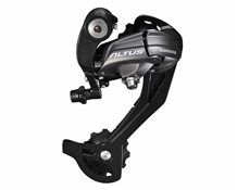 Product image for Shimano RD-M370 Altus 9-speed Rear Derailleur SGS