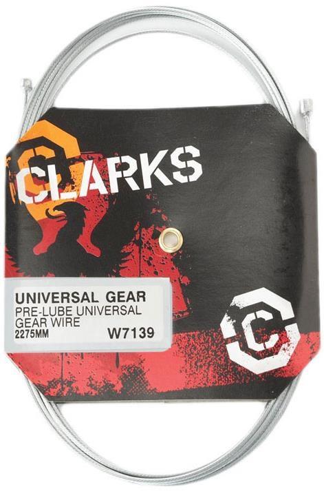 Clarks Elite Pre-Lube Universal Derailleur Inner Cable   Gearkabler og wire