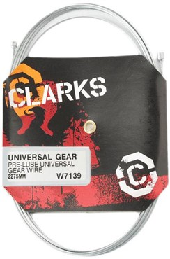 Clarks Elite Pre-Lube Universal Derailleur Inner Cable