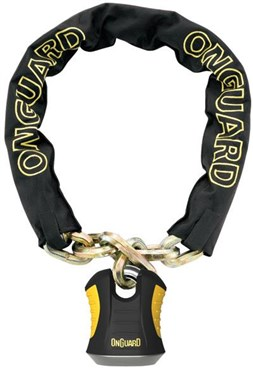 OnGuard Beast Chain Lock with Padlock