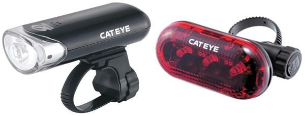 Cateye EL130/TL135 (OMNI 3) Light Set