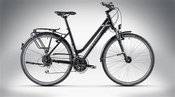 Cube Town Womens 2014 - Hybrid Sports Bike