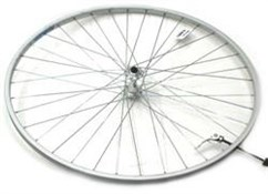 Product image for Wilkinson 700c Alloy QR Front Wheel