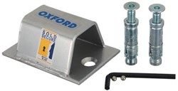 Product image for Oxford Anchor 10 - Hardened Steel Bolt-down Anchor For Floors and Walls