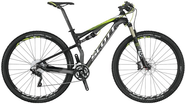 bef3de2132f Scott Spark 920 Mountain Bike 2014 - Out of Stock | Tredz Bikes