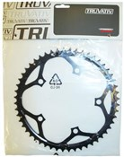 Product image for Truvativ Chainring Road 52t 5 Bolt 130mm BCD Triple Steel