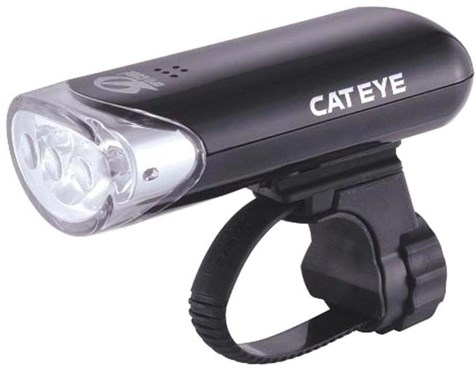 Cateye EL135 3-LED Front Light