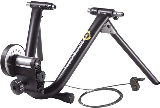 CycleOps Classic Mag+ Turbo Trainer With Shifter