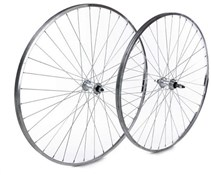 "Tru-Build 27"" Front Wheel Alloy Hub Single Wall Rim 36H"