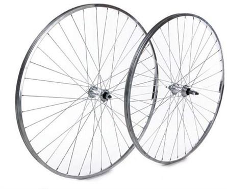 "Tru-Build 27"" Front Wheel Alloy Hub Single Wall Rim 36H"