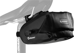 Giant WP Waterproof Saddle Bag - Medium 1.0L