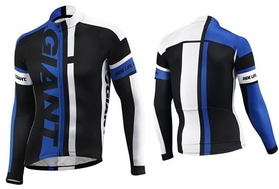 Giant GT-S Long Sleeve Cycling Jersey