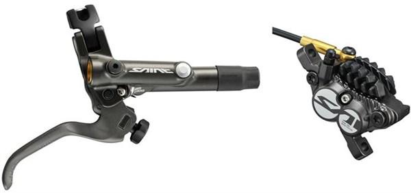 Shimano Saint Bled I-spec-B Compatible Brake with Post Mount Calliper BRM820