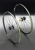 Hope Pro 2 Evo Hub Mavic 721 Rim 26 Inch Rear Wheel