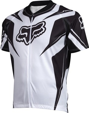 Fox Clothing Race Short Sleeve Cycling Jersey