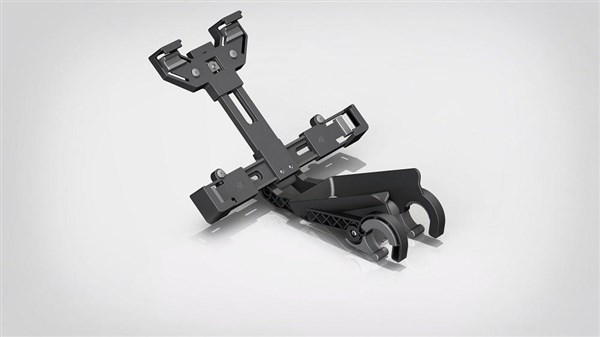 Tacx Handlebar Mount for iPads and Tablets   misc_hometrainer_component