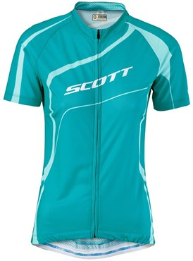 Scott Shadow 20 Womens Short Sleeve Cycling Jersey