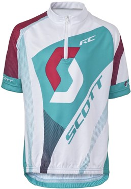 Scott RC Kids Short Sleeve Cycling Jersey