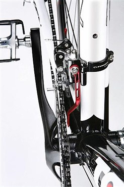 Token Chain Drop Catcher for Road Double Chainsets