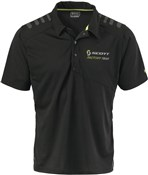 Scott Factory Team Short Sleeve Polo Shirt