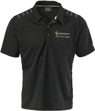 Scott Factory Team Short Sleeve Polo Shirt