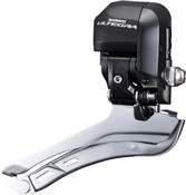 Product image for Shimano Ultegra Di2 11-speed Front Derailleur E-tube Braze-On Double FD6870
