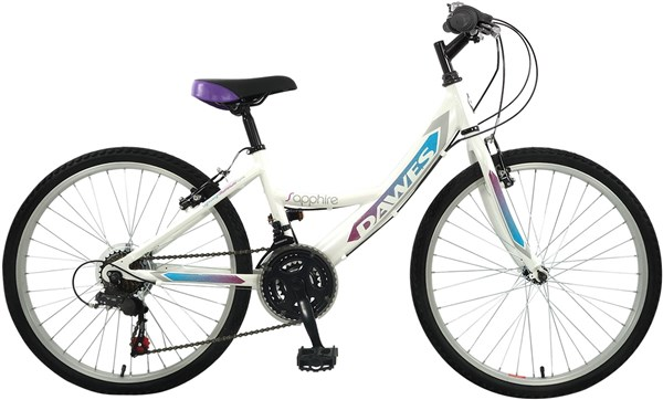 Dawes Sapphire 24w Girls 2017 - Junior Bike