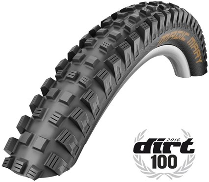 "Schwalbe Magic Mary Downhill VertStar Evo Wired 26"" MTB Off Road Tyre"