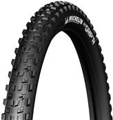 """Michelin Wild Grip R 2 ReinforcedTubeless Ready Folding 27.5"""" XC MTB Tyre"""