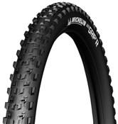 "Michelin Wild Grip R 2 Gum-X Tubeless Ready Folding 27.5"" MTB Tyre"