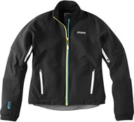 Madison Womens Zena Lightweight Softshell Cycling Jacket
