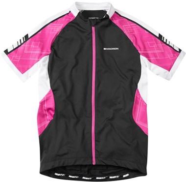 Madison Sportive Womens Short Sleeve Cycling Jersey