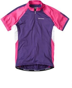 Madison Womens Keirin Short Sleeve Cycling Jersey