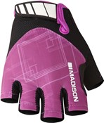 Madison Sportive Womens Mitts Short Finger Gloves