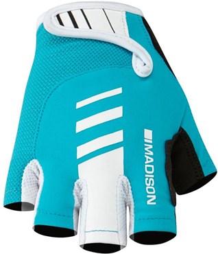 Madison Keirin Womens Short Finger Gloves
