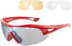 Madison Recon Cycling Glasses 3 Lens Pack 2018