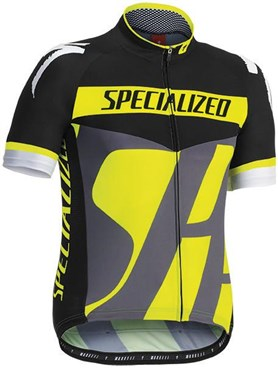 Specialized Pro Racing Short Sleeve Cycling Jersey 2014