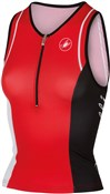 Product image for Castelli Core Womens Tri Singlet SS17
