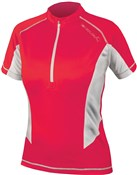 Endura Pulse Womens Short Sleeve Cycling Jersey
