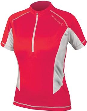 Endura Pulse Womens Short Sleeve Cycling Jersey