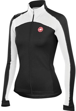 Castelli Viziata FZ Womens Long Sleeve Cycling Jersey - Out of Stock ... 75d4538b4