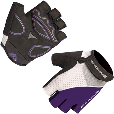 Endura Xtract Womens Short Finger Cycling Gloves