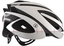 Lazer Genesis LifeBeam - Integrated Heart Rate Monitoring  Road Helmet