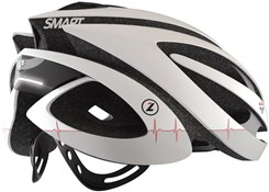 Lazer Genesis LifeBeam - Integrated Heart Rate Monitoring  Road Helmet