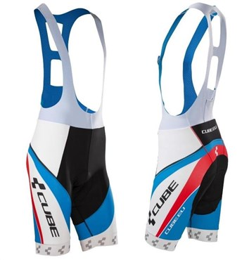 Cube Teamline Bib Cycling Shorts