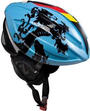 Lazer Genesis Cross Limited Edition Road Helmet with Aeroshell